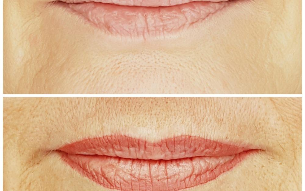 micropigmentación labios Valencia