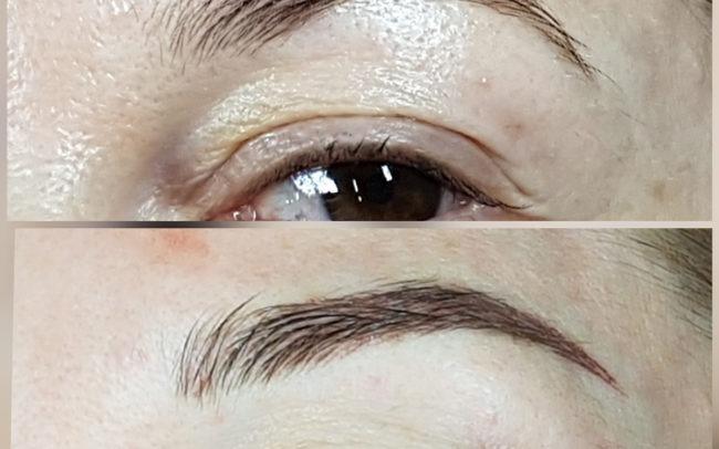 micropigmentación cejas Valencia